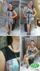 Vestidos Visual Único